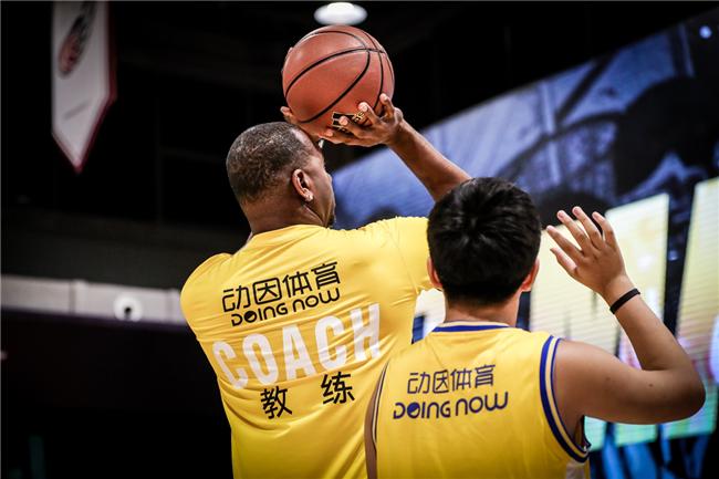 """2018动因体育麦迪中国行启动  新""""教练""""身份扎根篮球青训领域"""