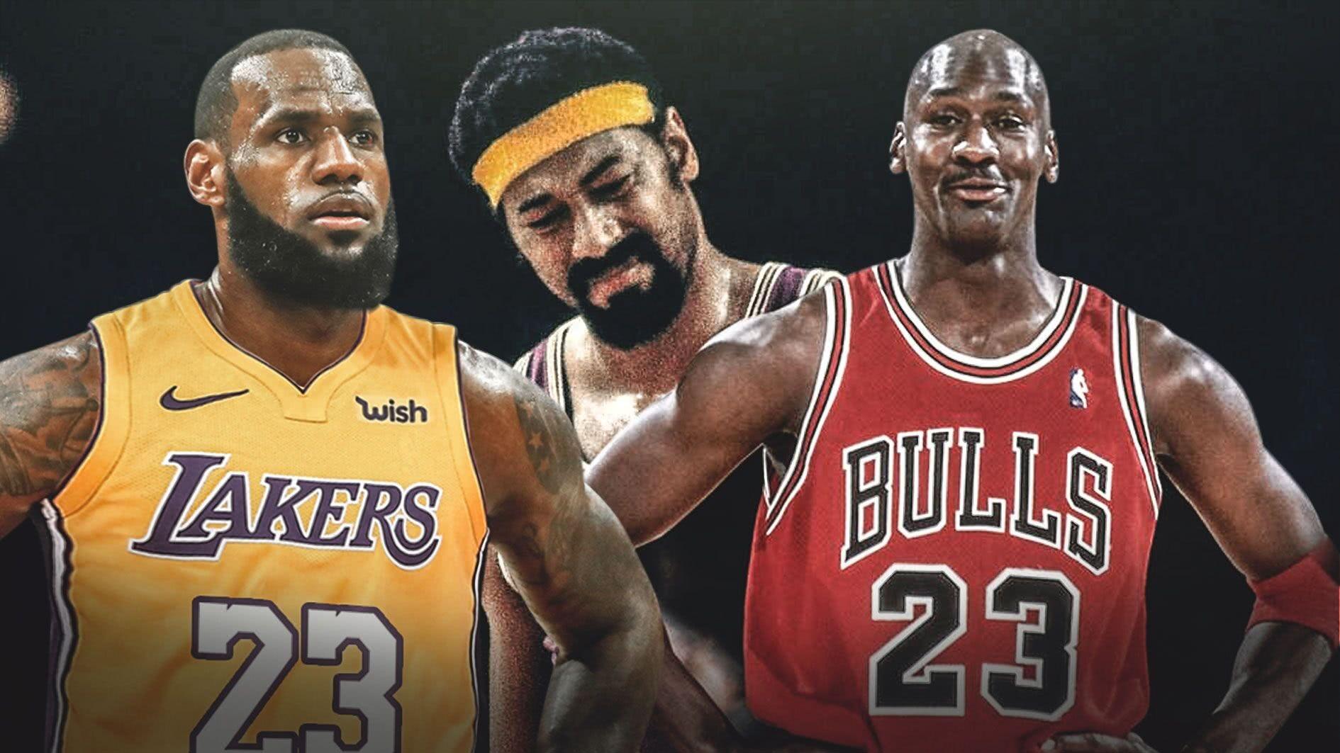 美媒排名NBA球员天赋排行榜前十:现役詹姆斯第一,雷霆双星上榜