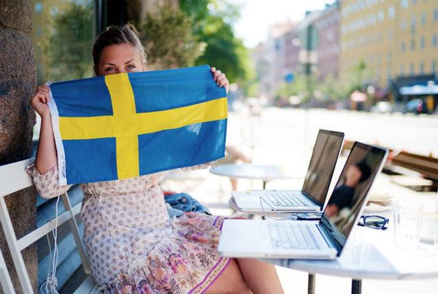 瑞典这样的小国,对大国的人有什么吸引力?