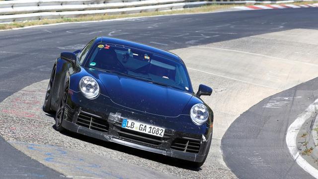 宝马iNEXT、新911 GT3、福特AI四驱……好多车子争着上头条