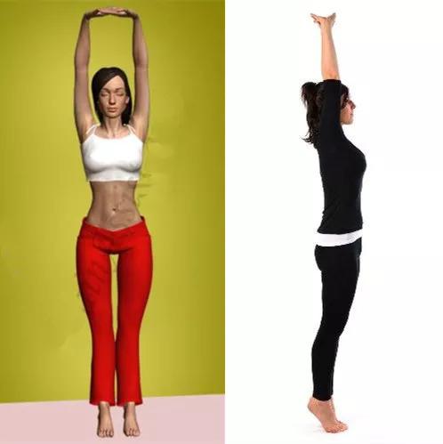瑜伽结肠术,消脂减重,站着就能瘦