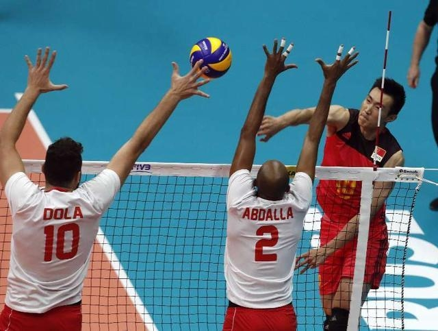 提前一轮被淘汰!中国男排帮助对手取八年来首胜