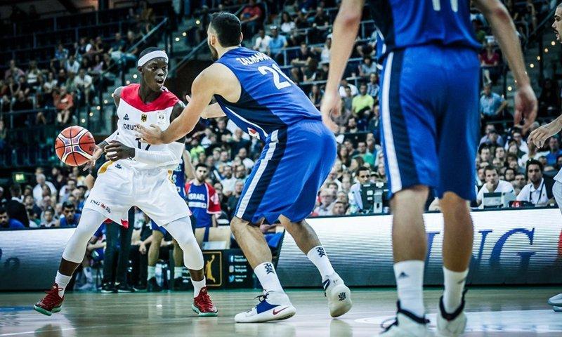 FIBA欧洲区世预赛综述:德国捷克希腊提前晋级世界杯决赛圈