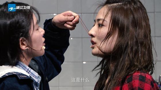 《我就是演员》章子怡怼哭阚清子,徐峥为阚清子鸣不平