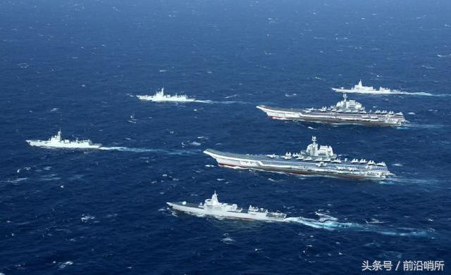351艘战舰,2200架战机!此报告一出,美媒感叹:中国时代已到来