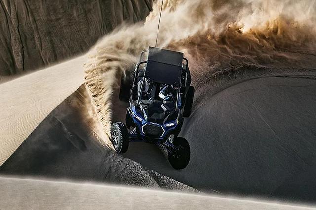 可以叫四个队友来开黑了!北极星发布全新RZR XP Turbo S四座版本
