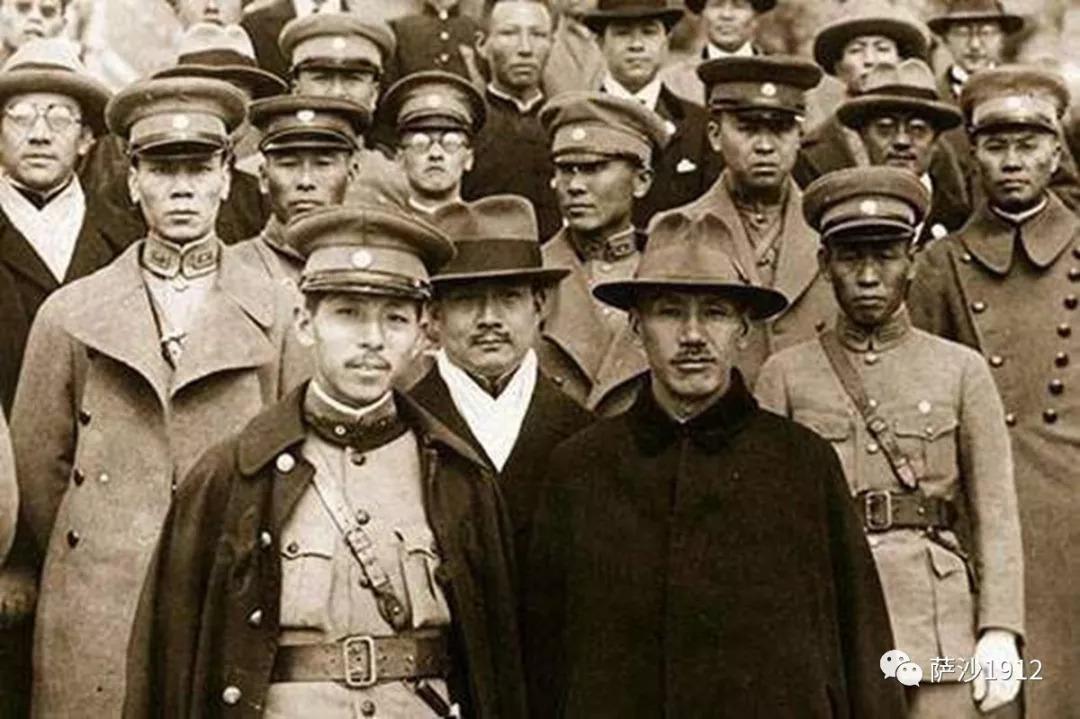918事件:張學良和蔣介石中是誰下的不抵抗命令