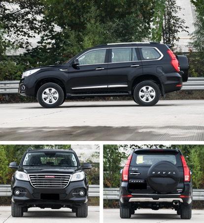 哈弗H9领衔  三款高安全性硬派SUV推荐