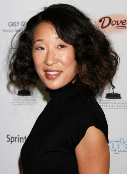 长得像林永健的她,打拼23年成首位提名艾美奖视后的亚裔女星