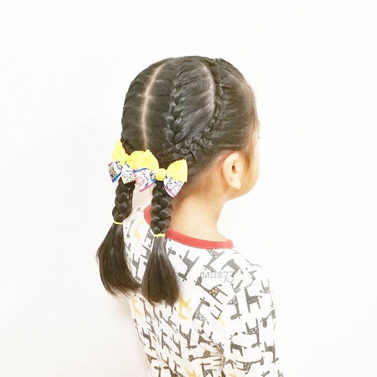 女孩子的头发,就要这样编才最好看