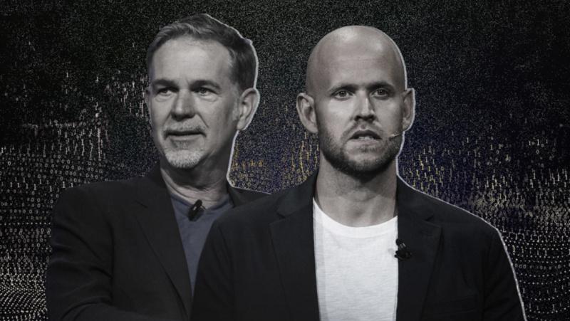 人工智能的五大商业案例:Netflix、Spotify、