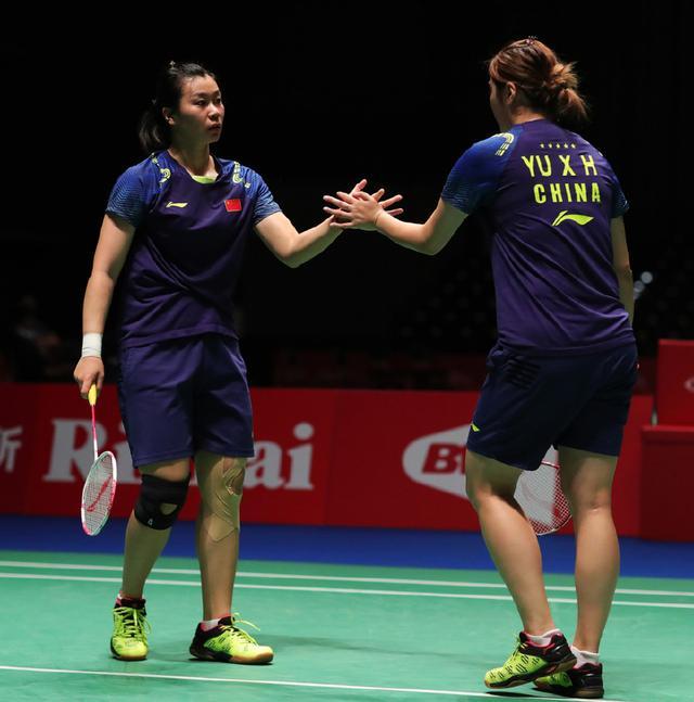 给力!国羽女双横扫日本组合晋级16强 一周三胜日本