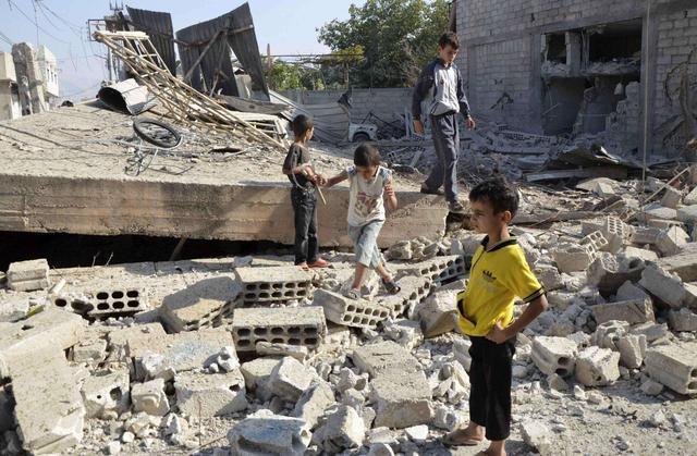 叙利亚动荡源头在哪?东西方势力交汇和平难有