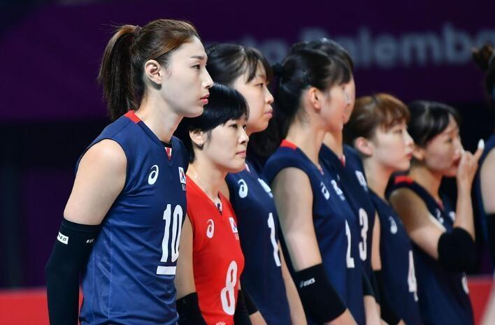 女排大冷门!金软景缺阵韩国队惨遭逆转 无缘亚洲杯4强