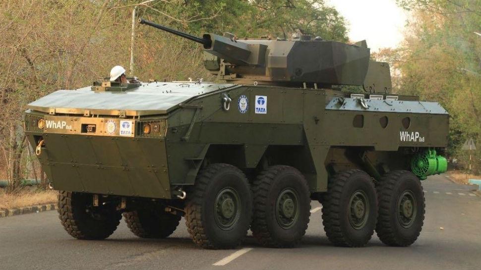 印度开发地面轮式装甲车辆 阿琼阴影挥之不去