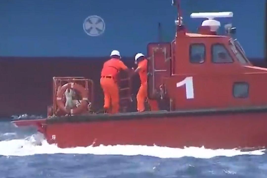 """2个月内6次!台当局以""""越界""""为由扣押大陆渔船 还叫嚣要重罚"""