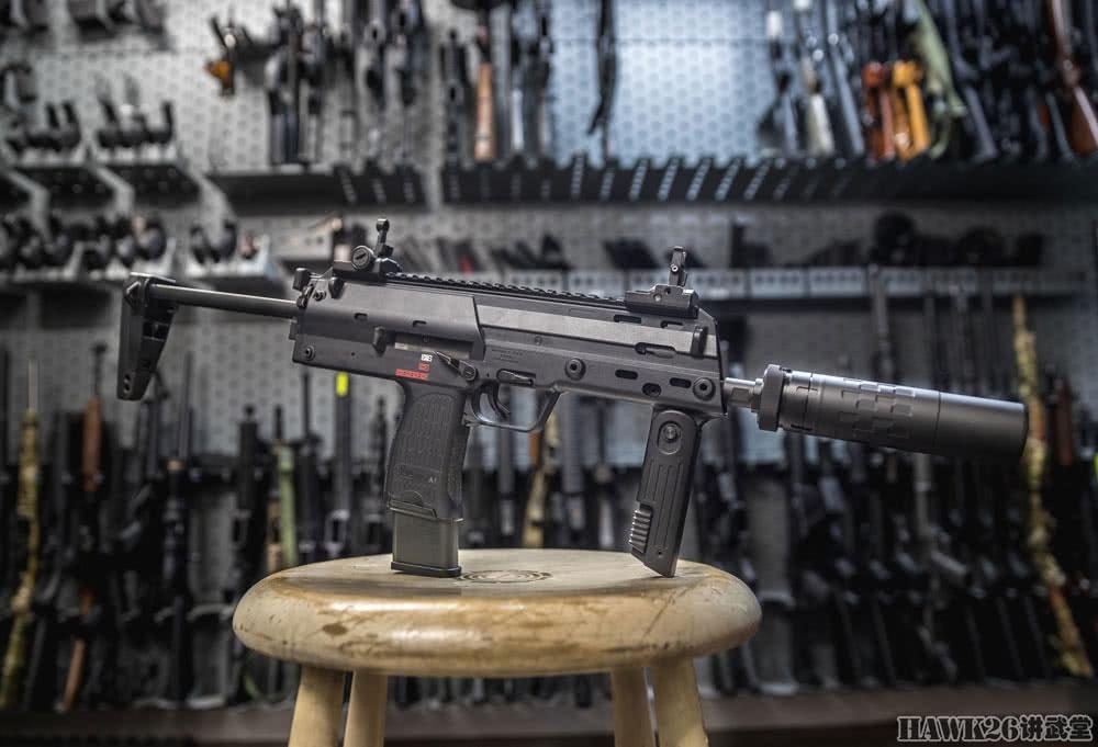 德軍戰術演習老槍換新妝 mp7彈藥太貴打不起