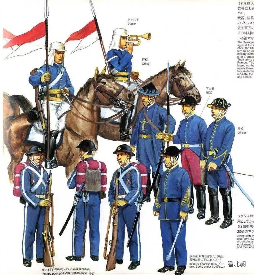 相比八旗战力衰退 日本幕府武士的实力究竟如何?