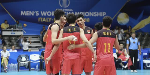 中国男排世锦赛五连败尴尬收场 多环节再显露劣势