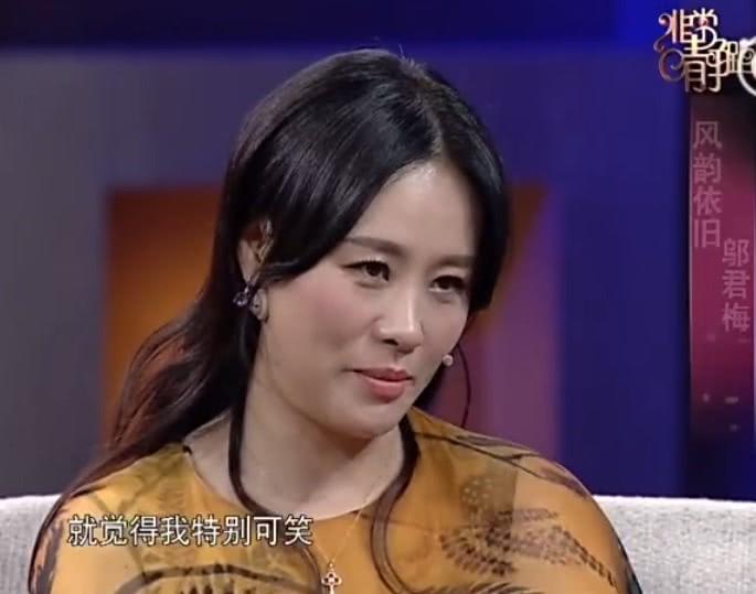 邬君梅聊感情经历,疑似与坂本龙一热恋过,还有陈冲录的视频为证