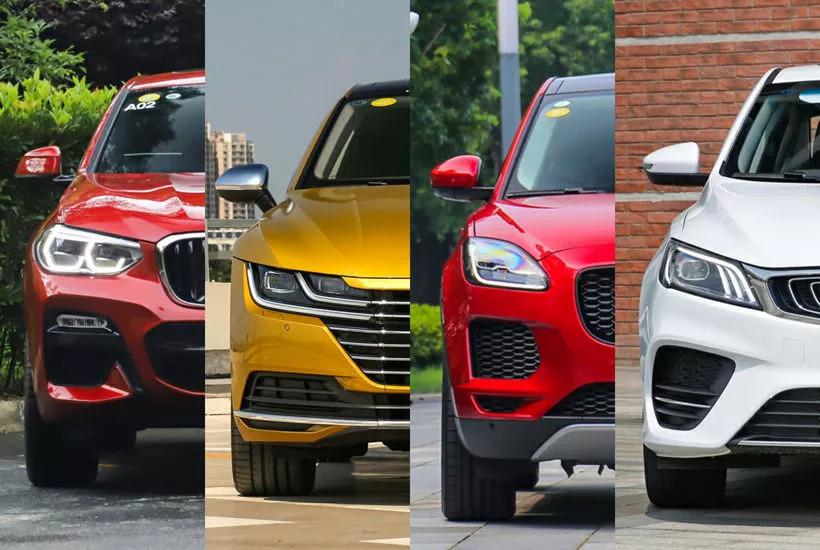 个性与潮流新选择 这四款上市新车最值得关注
