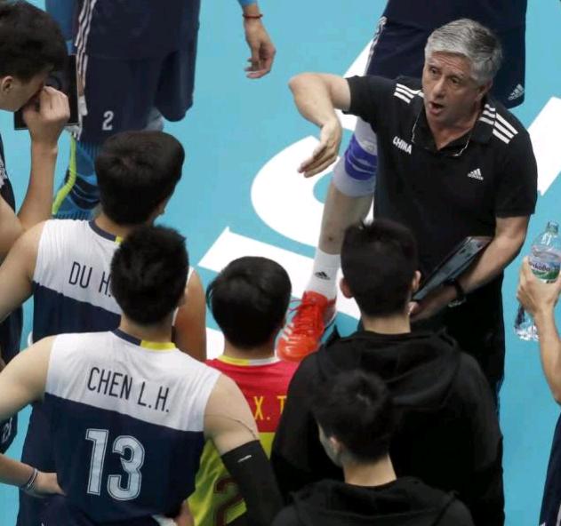 20年最差!日本男排比中国多赢两场仍出局 将解雇主帅