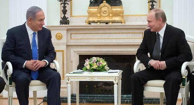 以色列代表团将访俄 普京极力淡化相关事件避免影响