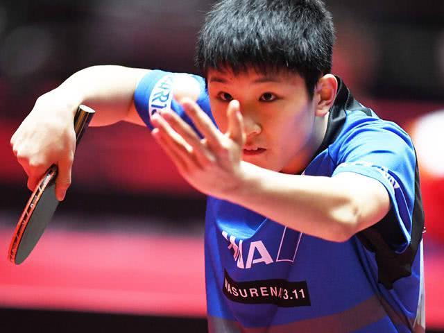 """15岁张本智和获重视 正式升级成为""""日本队长"""""""