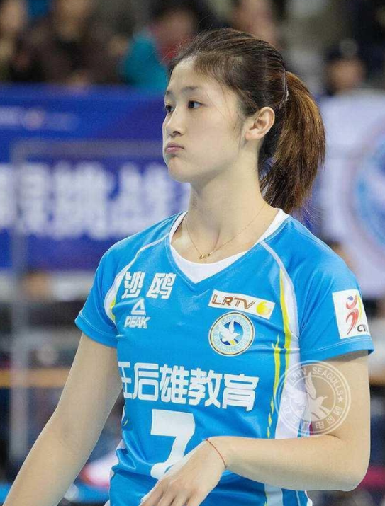 郎平重点培养的小将打出亚洲顶级水准!或成两大奥运冠军结合体