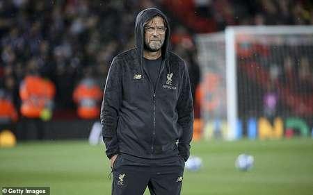 邮报:克洛普拒绝拍摄利物浦纪录片,亚马逊或转向拜仁