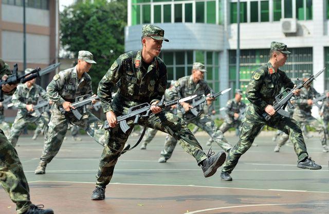 冠军教官揭秘如何锻造中国顶尖特种兵