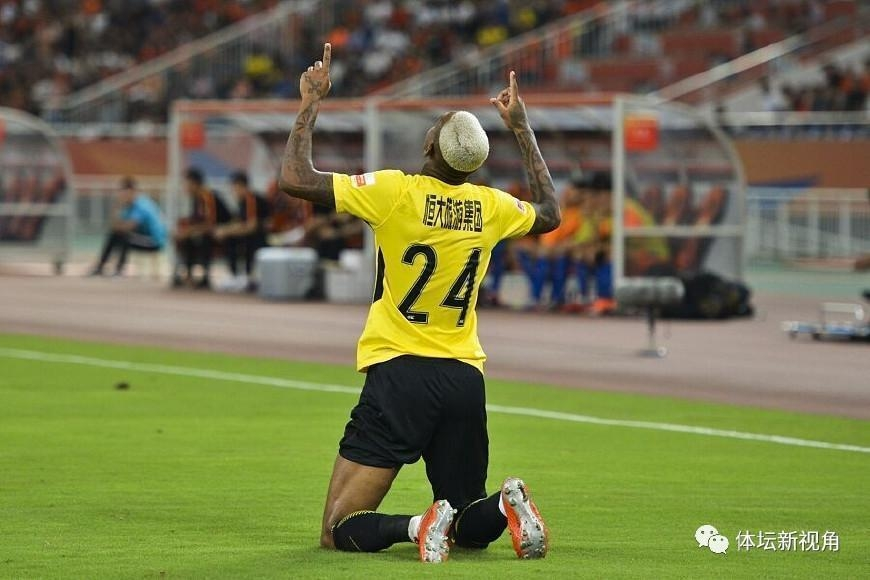 不愧是亚洲第一豪门!恒大神锋继闪耀中超之后有望回归巴西国家队