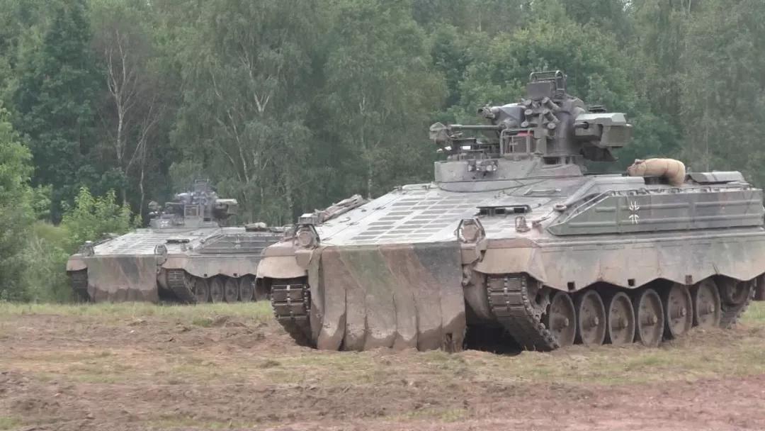 04A步战虽然好 但未来是30吨级重型步战车的