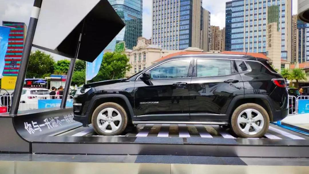 Jeep又炫黑科技,动力输出完爆3.0T车型