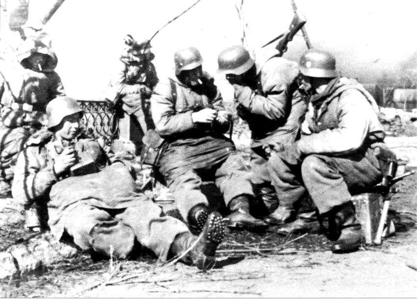二战前,德军第一动员波次,人数超出一战限制32倍!