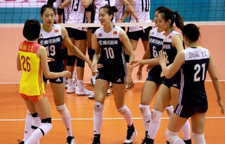 单场独得42分!又一神人创中国女排新纪录,超朱婷最高分6分