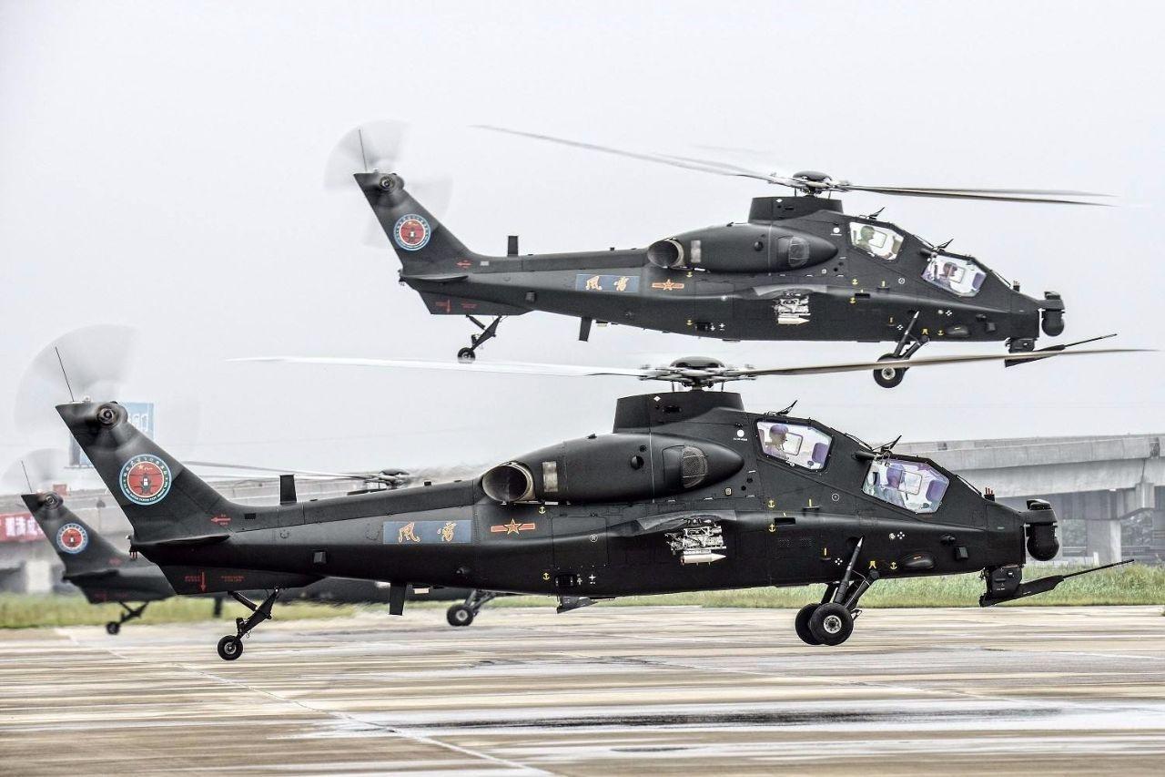 你知道中国有几种武装直升机?一种用木头螺旋桨!