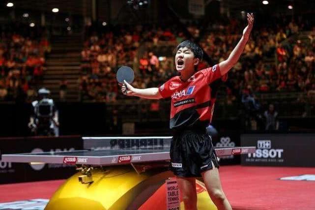 日乒官宣!15岁神童将成最年轻奥运选手,国乒迎喜讯1将获签约