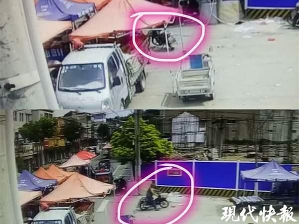 """江苏:小偷逃跑堪比""""特工"""" 两换马甲专绕小道"""