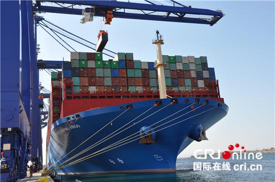 中国接管后 希腊这港口集装箱吞吐量全球排名跃升57位