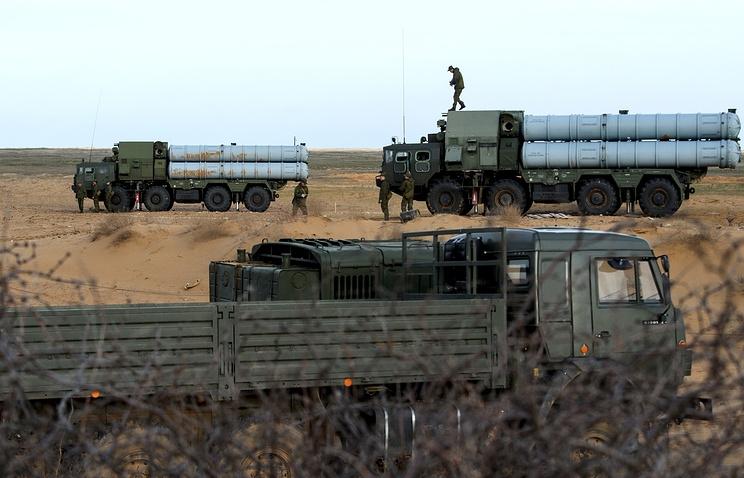 俄罗斯将在2周内向叙利亚军队提供S-300防空导弹系统