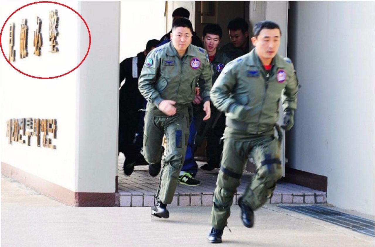 """韩国战机印有""""枕戈待敌 刻骨延坪""""八个汉字,他们能看懂么?"""