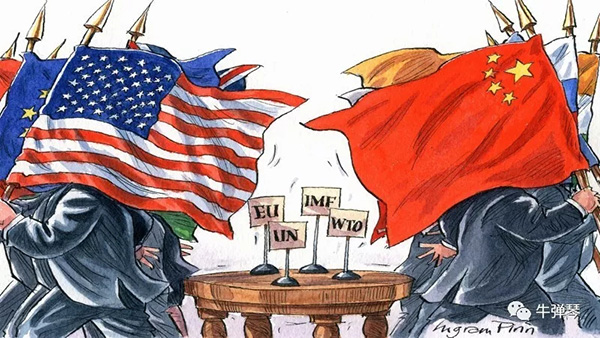 中美贸易战进入全新阶段,中美都有三个没想到