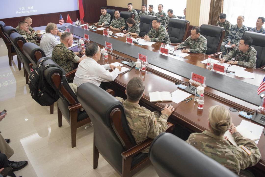 美军一批大提机关领导,战略规划部长克拉克将掌特种作战
