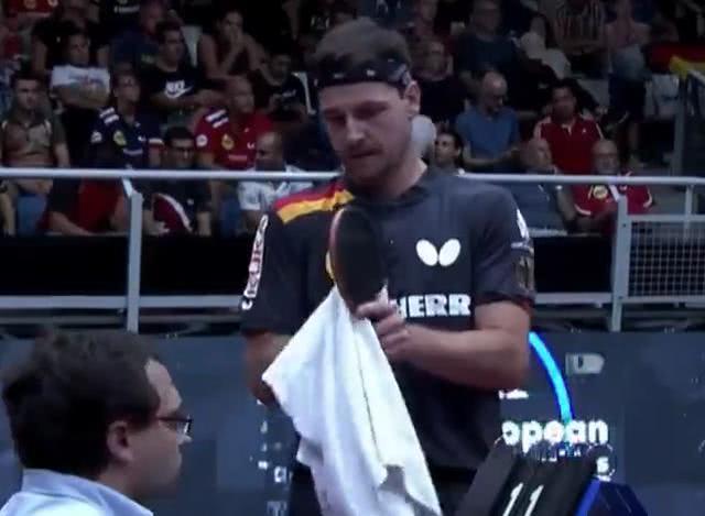 37岁乒坛传奇拿下第7个欧锦赛单打冠军 这状态真可怕