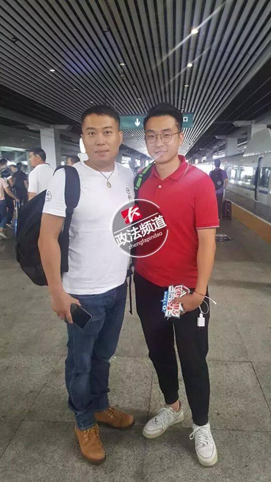 香港旅客接受采访没赶上高铁?旅客:已到家 不要怪记者