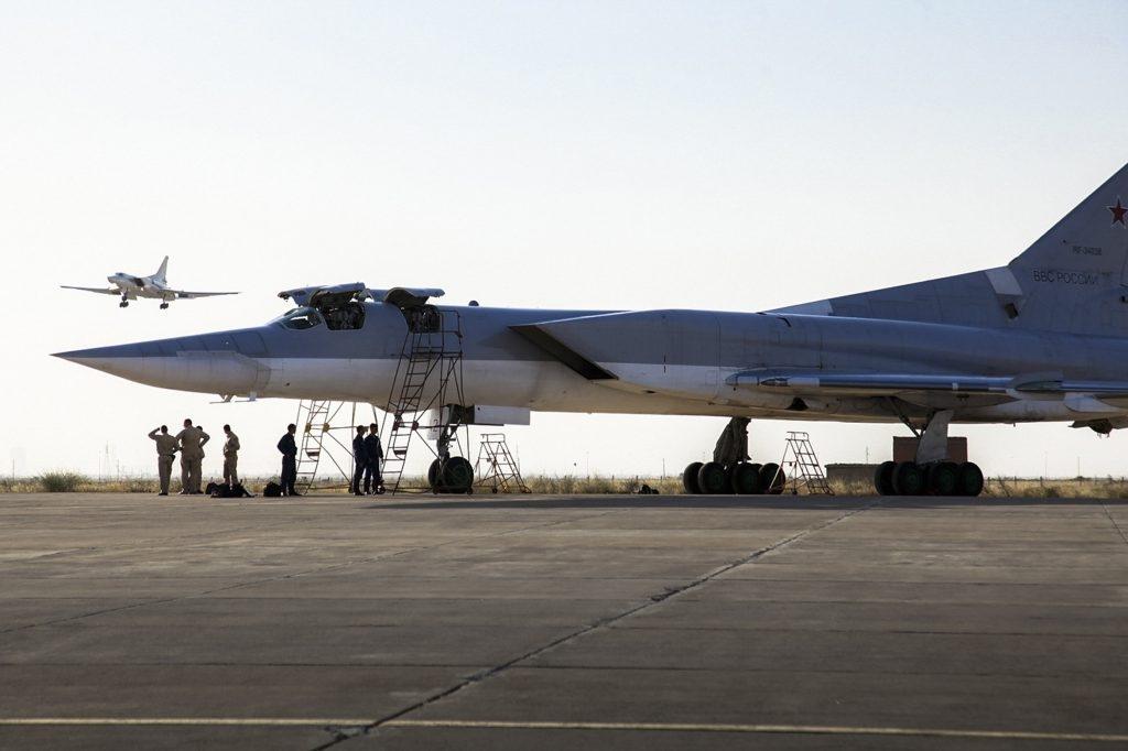 俄罗斯希望能使用伊朗的哈马丹基地来部署重型轰炸机