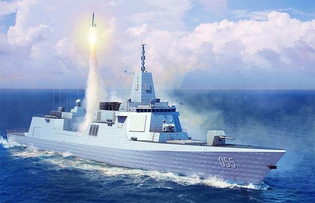055舰是否配备高超音速导弹?答案意外曝光