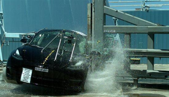 特斯拉Model3获美国交管局碰撞测试五星评级_快乐十分开奖记录
