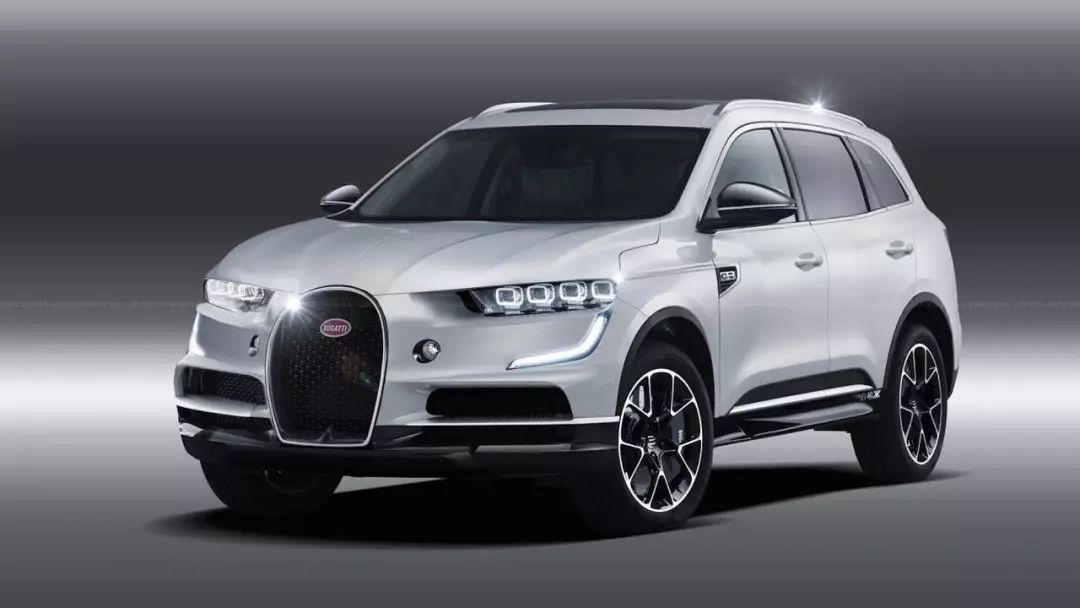 布加迪终于也坐不住了,全球最快量产SUV马上要来了!